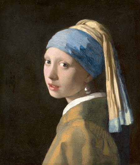 Johannes Vermeer: Meisje met de parel