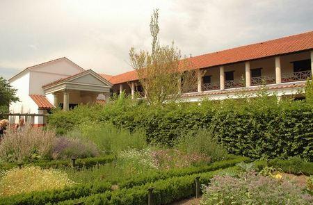 Herberg met tuin (Archeologisch Park, Xanten)