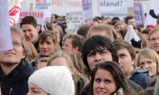 demonstratie - Bas Bogers