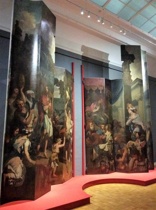 De orgelluiken uit de Westerkerk