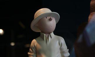 Tintin - karrikas