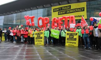 Stop CETA Luxembourg - Friends of the Earth Europe