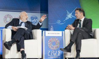 Reformas estructurales, desigualdad y crecimiento - Reuniones Anuales GBM / FMI Lima 2015