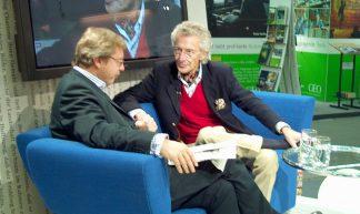 Harry Mulisch im Gespräch mit Wolfgang Herles - Blaues Sofa