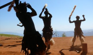 Zulu Dancers - Brian Negin