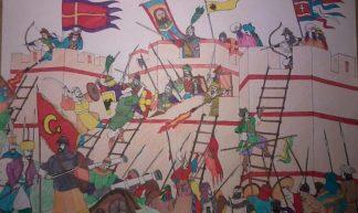 The final of the empire - Doux Alexios