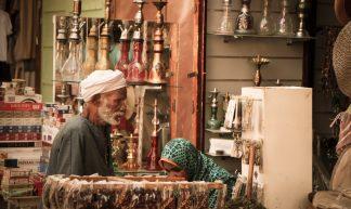 Aswan Market, Egypt - PnP!
