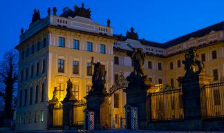 Prague Castle - Roman Boed