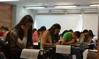 Examen de admisión 2014-2 - Universidad de Antioquia