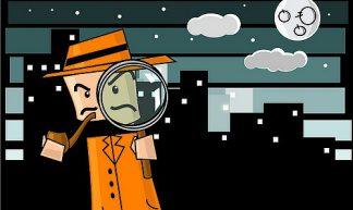 detective - olarte.ollie