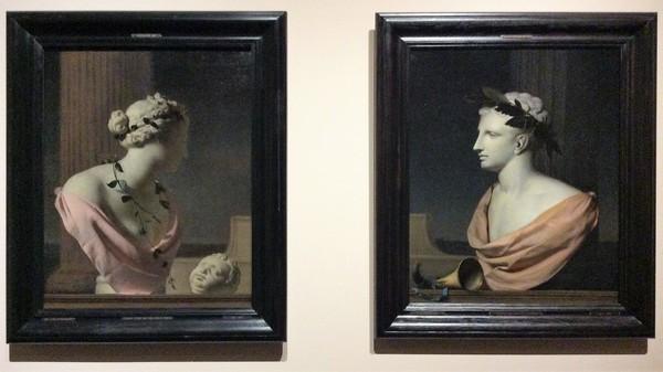 Verenigd hangen ze in Alkmaar weer bij elkaar: de schilderijen van Venus en Adonis
