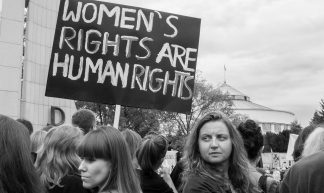 women's rights #blackprotest #czarnyprotest - Grzegorz Żukowski