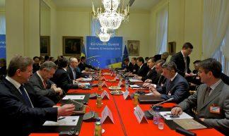 EU-Ukraine Summit, Val Duchesse, 22 November 2010 - Herman Van Rompuy