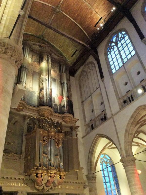 De orgelluiken