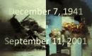 Waarom veroorzaakte de aanval op Pearl Harbor een wereldoorlog en '11 September' niet?