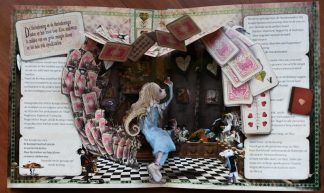 Alice in Wonderland - pp 21-22 + - cea +