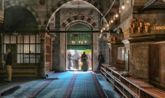 mosque - hamad M