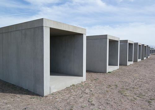 cc Flickr Nan Palmero photostream Donald Judd Concrete Art