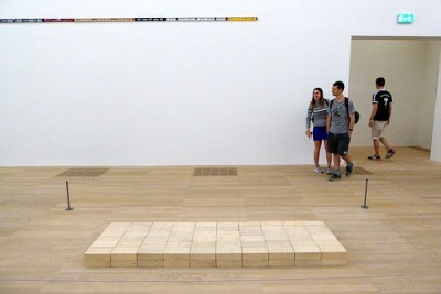 cc Flickr duncan c photostream Equivalent VIII, Carl Andre, Tate Modern