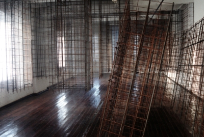 © Ann Reichlin Schism 2003 Reinforcement rod, steel lath, welded wire fabric