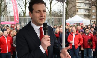 PvdA Winterfestival - Partij van de Arbeid