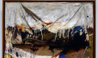 Robert Rauschenberg, Bed (detail) - Steven Zucker