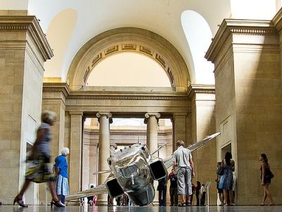 cc Flickr Chris Beckett Jaguar by Fiona Banner, Duveen Gallery, Tate Britain, London
