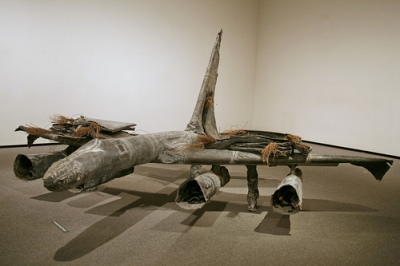 cc Flickr Cliff photostream Angel of History by Anselm Kiefer