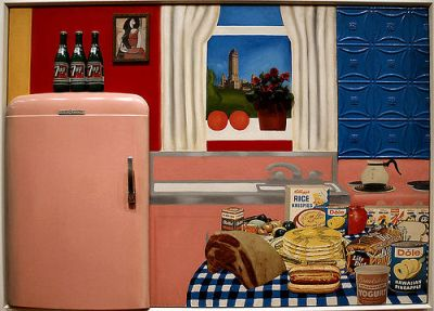 cc Flickr Thom Watson photostream Still Life #30 Tom Wesselmann, April 1963