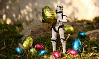 Happy Easter ! - DocChewbacca