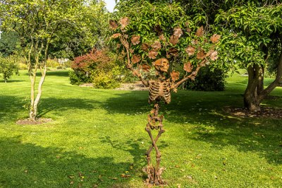 cc Flickr William Murphy photostream Tree Of Knowledge By Brian Byrne - Sculpture In Context 2014-1161