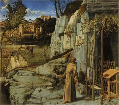 cc commons.wikimedia. org Giovanni Bellini - Saint Francis in the Desert - Google Art Project.jpg