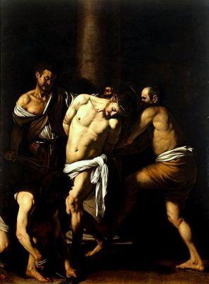cc commons.wikimedia.org Caravaggio - La Flagellazione di Cristo.jpg