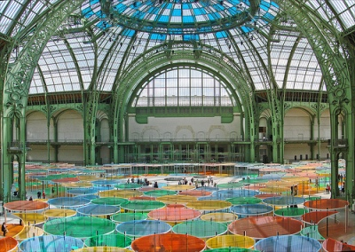 cc Flickr Jean-Pierre Dalbéra photostream Monumenta 2012 (Grand Palais, Paris) Daniel Buren