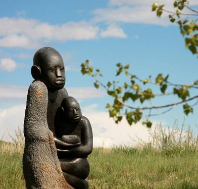 cc Flickr William Andrus photostream Nursing Him Back to Health Sylvester Mubayi (b. 1942)