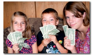 how to teach kids money skills - Carissa Rogers