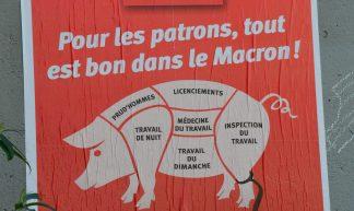 """La Boucherie """"chez Macron"""" - Jeanne Menjoulet"""