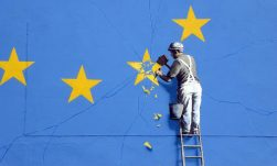 Banksy does Brexit (detail) #banksy #brexit - Duncan Hull