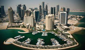 Doha, Qatar - . Shell