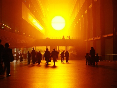 cc Flickr Damien du Toit The Weather Project by Olafur Eliasson