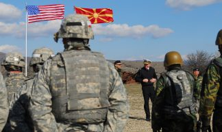 US forces train Macedonian soldiers - Herald Post