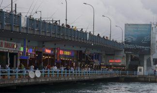 Galata Bridge - John Kim