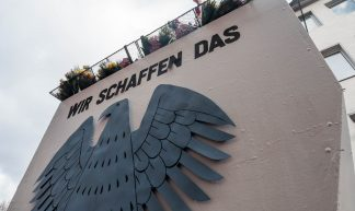 Bundesrepublik Deutschland: Wir schaffen das - Marco Verch