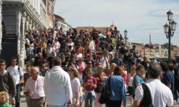 Venice is kinda crowded - Tim McCune