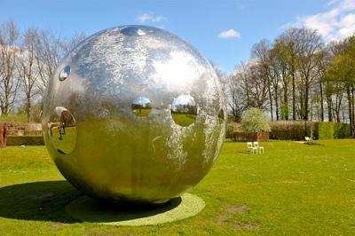 cc Flickr FaceMePLS photosteeam Beeldentuin Museum de Fundatie Heino Rawsome! (2011) van kunstenaar Ronald A. Westerhuis (Tiel 1971).