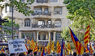 Catalonia is not Spain - SBA73