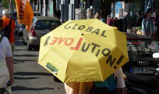 Basic Income Demonstration in Berlin - stanjourdan