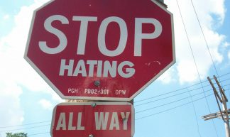 Stop hating (all way) - sylvar