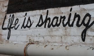 Life is Sharing - Alan Levine