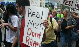 Real Men Don't Rape - Charlotte Cooper